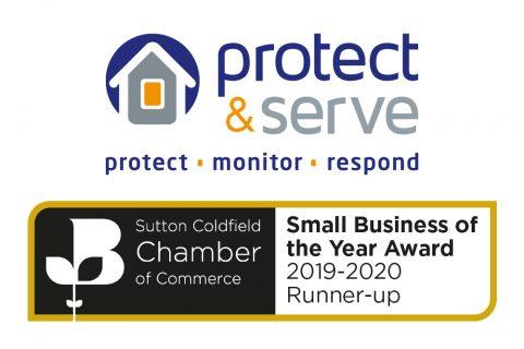 Protect & Serve award